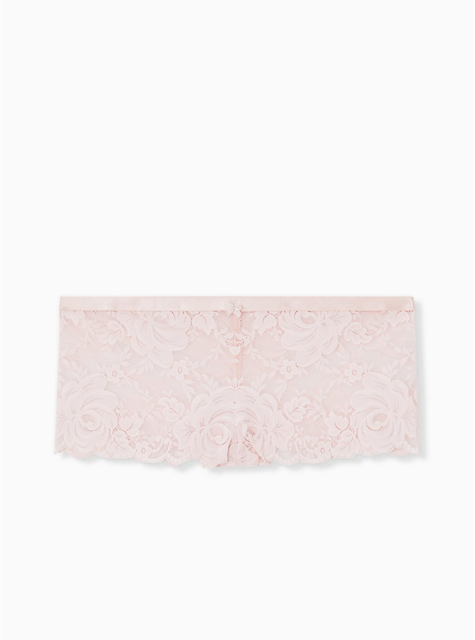 Light Pink Lace Cheeky Panty , LOTUS PINK, hi-res