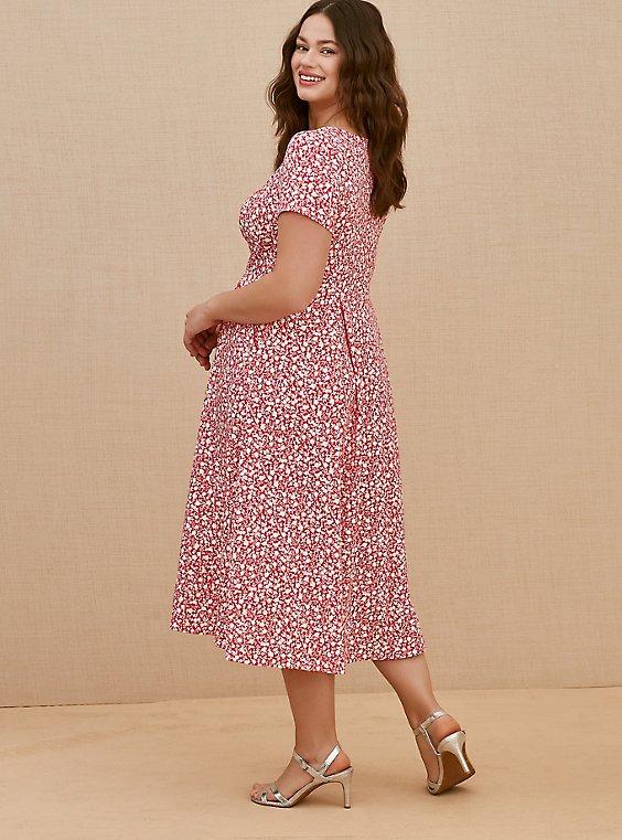 Balloon Dress Clock Dress Women/'s Organic Jersey Pink Gr 3840