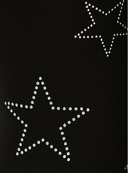 Premium Legging - Stars Black, STARS - BLACK, alternate