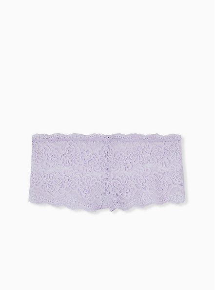 Lilac Purple Lace Cheeky Panty , CLOUDED OPAL LAVENDER, hi-res