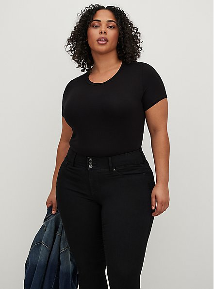 Jegging- Super Soft Black, BLACK, alternate