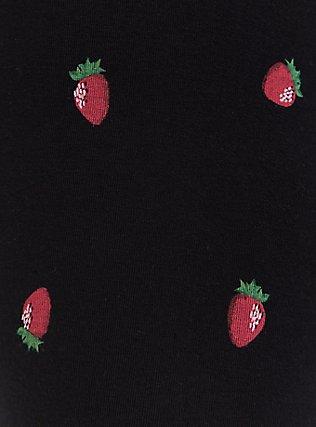 Premium Legging - Strawberry Black, MULTI, alternate