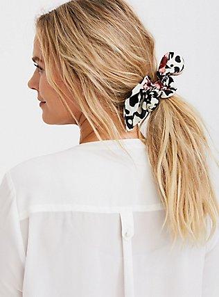 Mixed Animal Print Hair Tie Pack - Pack of 3, , alternate