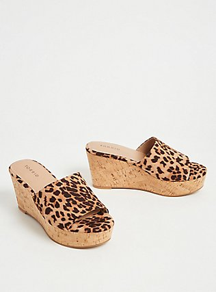Leopard Platform Slide (WW), ANIMAL, alternate