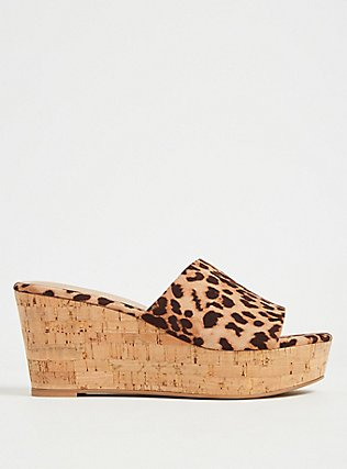 Leopard Platform Slide (WW), ANIMAL, hi-res