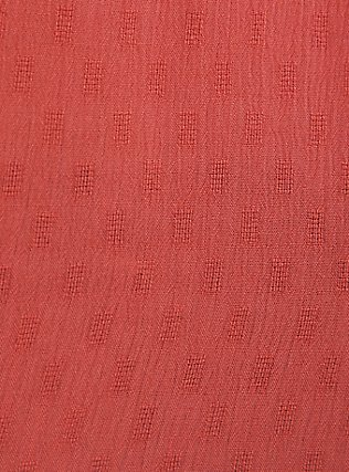 Coral Textured Sharkbite Cami, WILD ORANGE, alternate