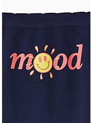 Mood Navy Seamless Brief Panty, SUNNY MOOD- NAVY, alternate