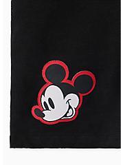 Disney Mickey Mouse Black Linen Shortall, DEEP BLACK, alternate