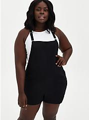 Shortall - Linen Black, DEEP BLACK, hi-res