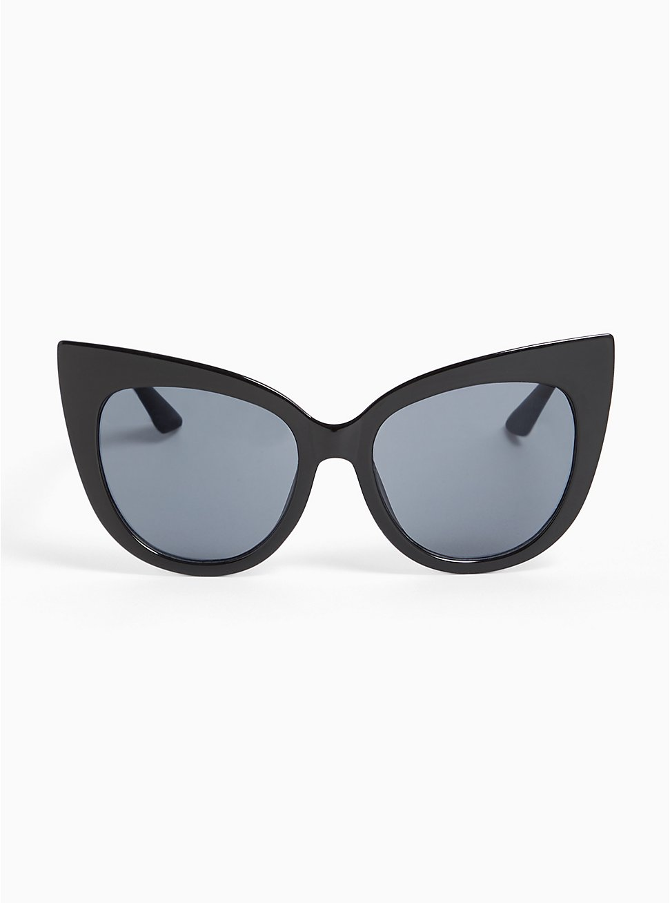 Black Cat Eye Sunglasses, , hi-res