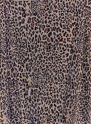 Leopard Lurex Swing Cami, LEOPARD, alternate