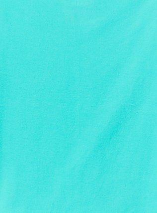 Turquoise Foxy Halter Top, AQUA GREEN, alternate