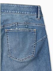 Plus Size Bombshell Skinny Jean - Premium Stretch Medium Wash, GREENWICH, alternate