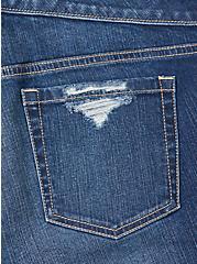 Crop Boyfriend Jean - Vintage Stretch Medium Wash, BACK COUNTRY, alternate