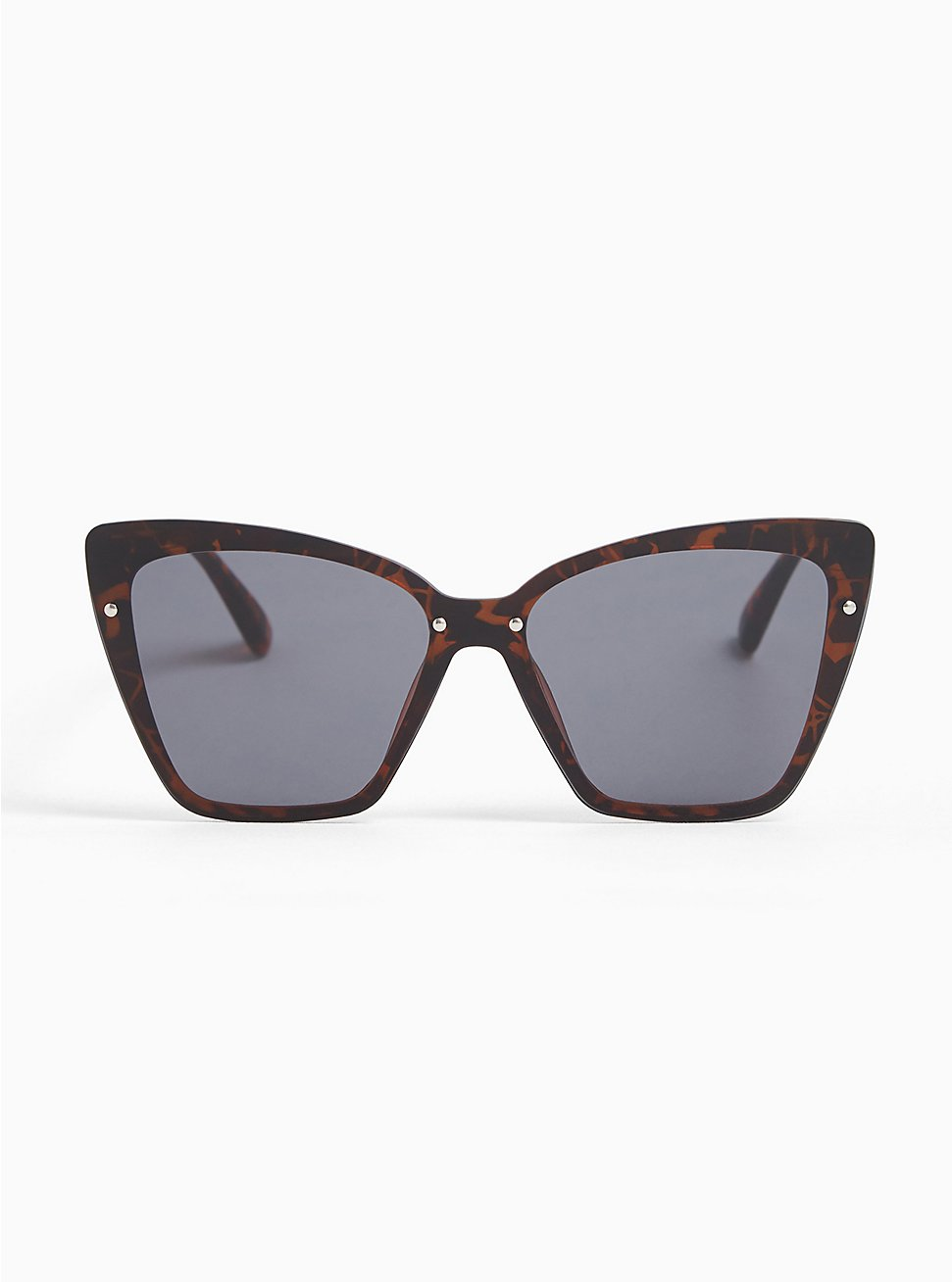 Tortoiseshell Cat Eye Sunglasses, , hi-res