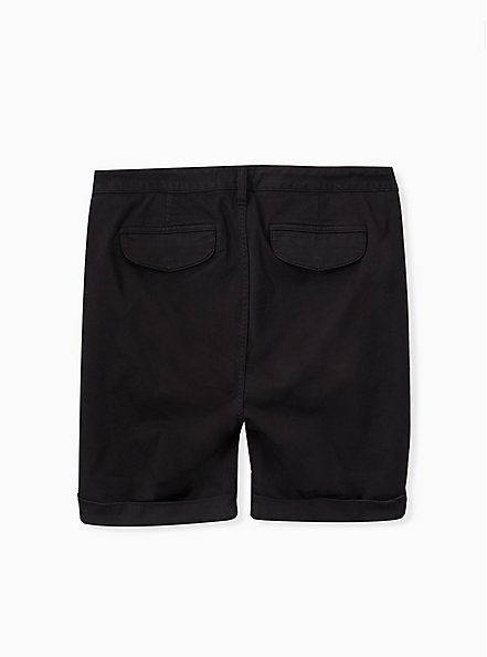 Bermuda Chino Short - Twill Black, DEEP BLACK, alternate