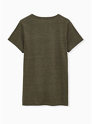 Whisky Business Classic Fit Tee - Triblend Jersey Olive Green, DEEP DEPTHS, alternate