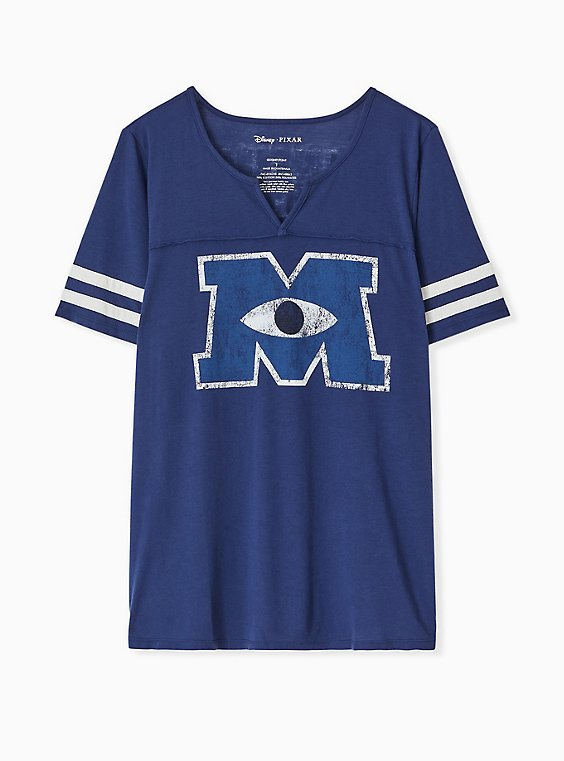 Disney Pixar Monsters University Football Top, , hi-res