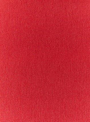 Red Jersey Foldover Mini Skirt , AMERICAN BEAUTY, alternate