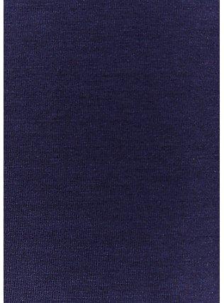 Navy Jersey T-Shirt Dress, AMERICAN BEAUTY, alternate