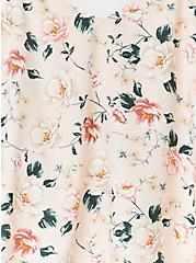 Sophie - Light Pink Floral Crepe Back Satin Swing Cami, MULTI, alternate