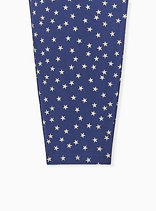 Crop Premium Legging - Navy Star, MULTI, alternate