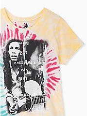 Bob Marley Crew Tee - Multi Tie-Dye, , alternate