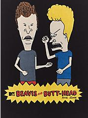 MTV Beavis & Butt-Head Crew Tank - Black, DEEP BLACK, alternate