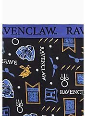Plus Size Harry Potter Ravenclaw Blue Cotton Hipster Panty , MULTI, alternate