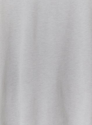 Crop Classic Fit V-Neck Tee - Heritage Cotton Grey, , alternate