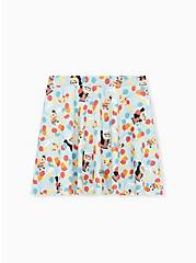Disney Pixar Up Balloons Scuba Knit Skater Skirt , MULTI, hi-res