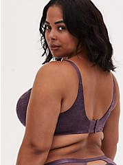 Vintage Purple Lace 360° Back Smoothing™ Lightly Lined T-Shirt Bra, VINTAGE VIOLET, alternate