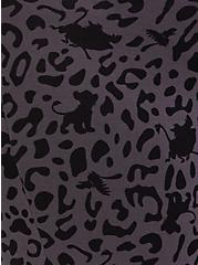 Disney The Lion King Grey Leopard Bike Short, NINE IRON, alternate