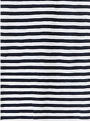 Black & White Stripe Heritage Slub Tank, BRIGHT WHITE AND DEEP BLACK STRIPE, alternate