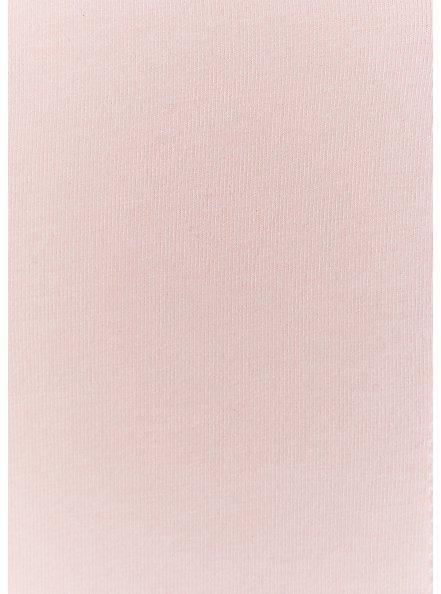 Peach Pink Jersey Lace Yoke Handkerchief Fluted Dress, GOSSAMER PINK, alternate