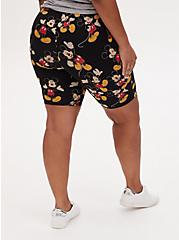 Disney Mickey Mouse Black Bike Short, , alternate