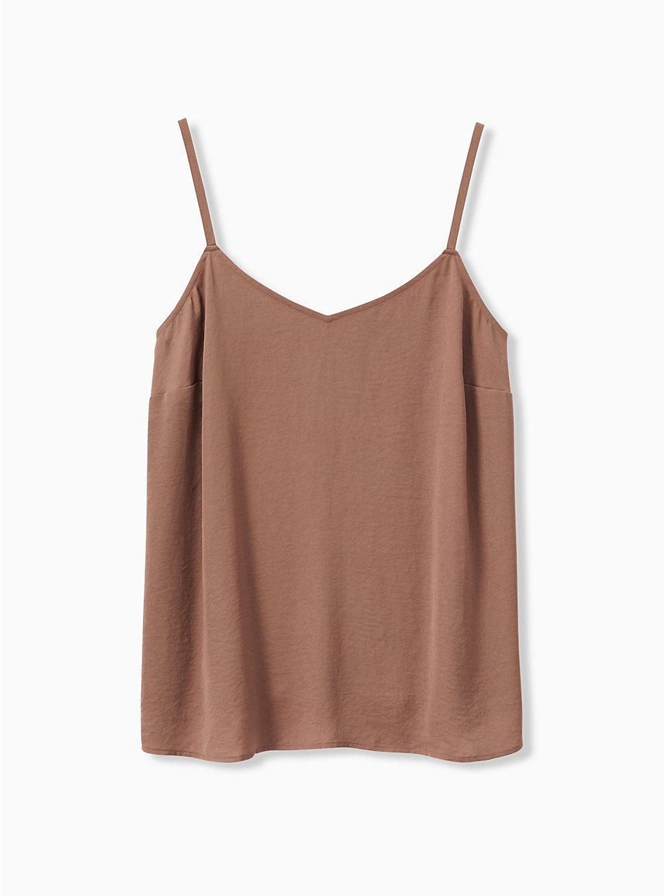 Sophie - Dark Taupe Textured Swing Cami, DEEP TAUPE, hi-res