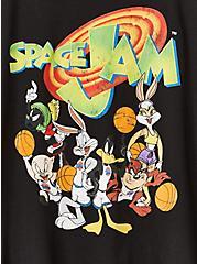 Space Jam Black Crew Tee, DEEP BLACK, alternate