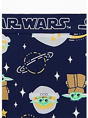 Star Wars The Mandalorian The Child Navy Cotton Boyshort Panty , MULTI, alternate