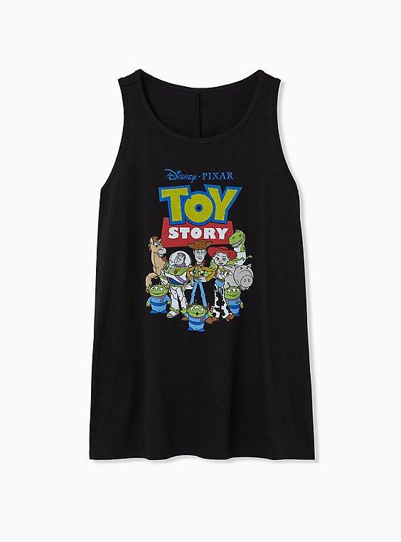 Disney Pixar Toy Story Black Crew Tank, , hi-res