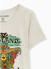 Midland Crew Tee - Ivory, CLOUD DANCER, alternate