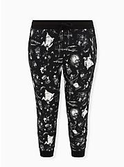 Disney The Nightmare Before Christmas Character Black Active Jogger, BLACK, hi-res