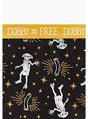 Harry Potter Free Dobby Black Cotton Hipster Panty , MULTI, alternate