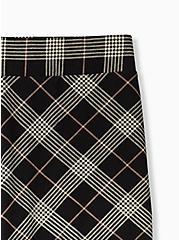Premium Legging - Plaid Black, MULTI, alternate