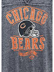 Plus Size NFL Chicago Bears Football Tee - Vintage Navy, PEACOAT, alternate