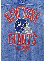 NFL New York Giants Football Tee - Vintage Blue, , alternate