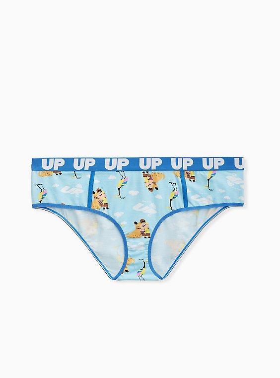 Disney Up Kevin Doug Blue Cotton Hipster Panty, , hi-res