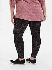 Premium Legging - Kaleidoscope Multi & Black, MULTI, alternate