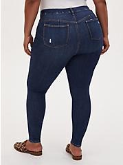 Bombshell Skinny Jean - Premium Stretch Eco Medium Wash, TOPANGA, alternate