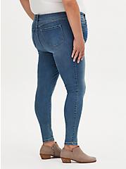 MidFit Super Skinny Jean - Super Soft Eco Medium Wash, SEAFLOOR, alternate